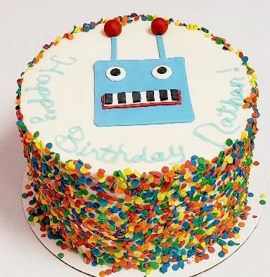 robot cake 2