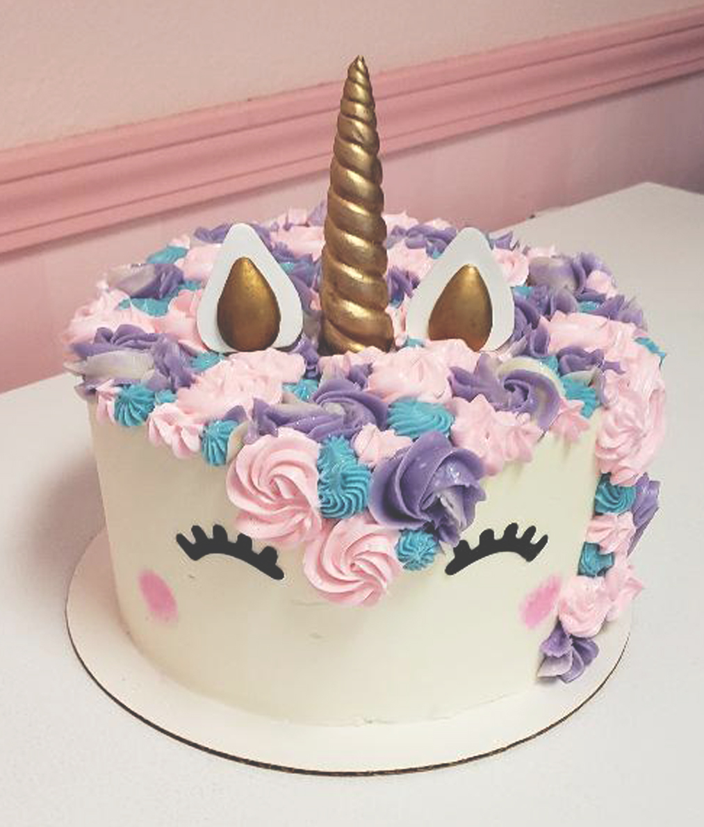 unicorn cake 3 ang