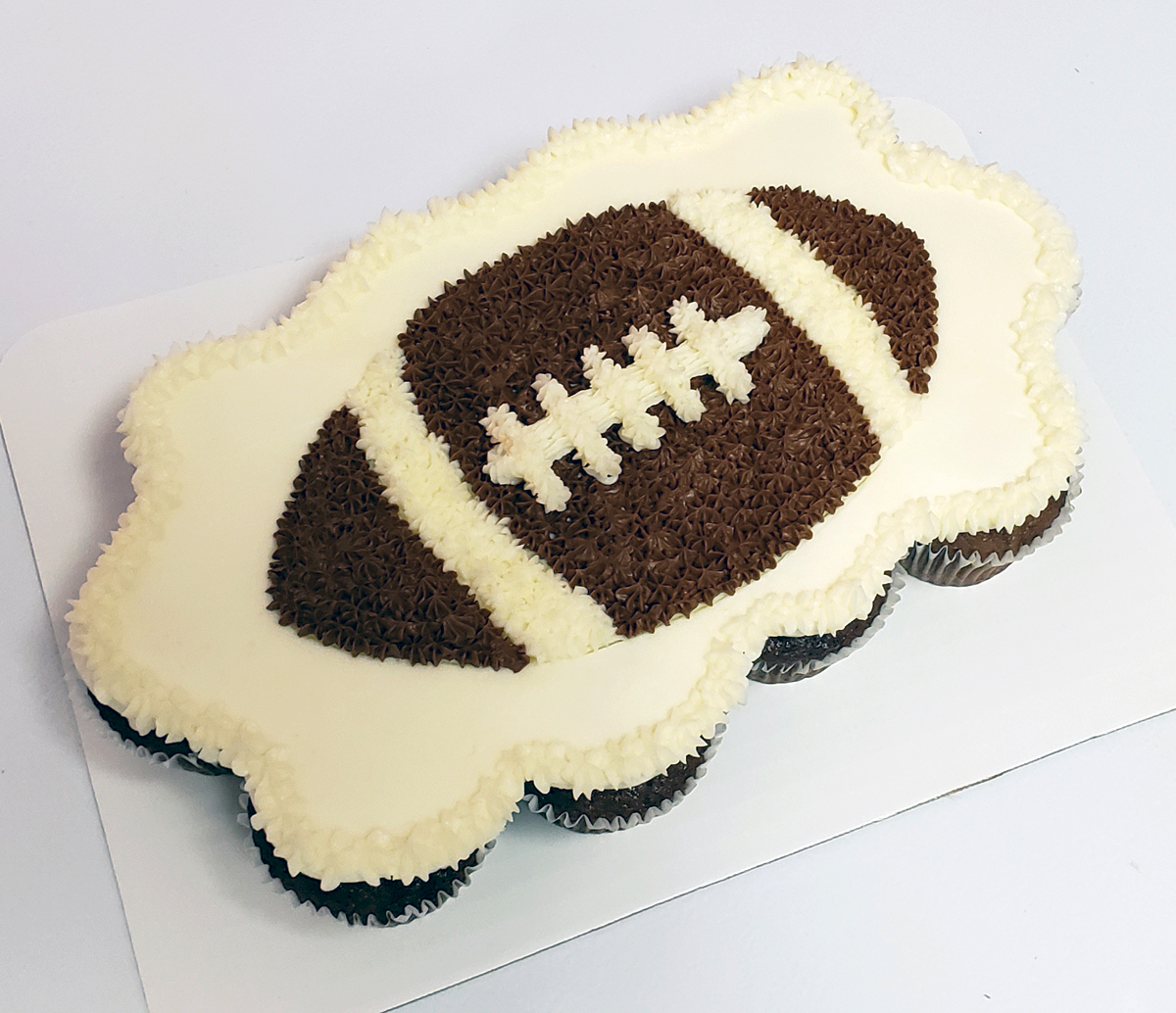 Some footballs are downright delicious