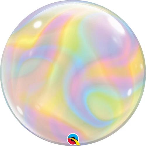 LARGE Iridescent Bubble Balloon