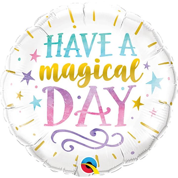 Magical Day Mylar Balloon