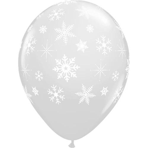 Snowflakes Balloon