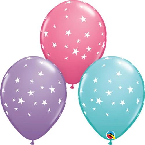 Stars 2 Balloon
